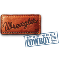 Wrangler Clothing Logo