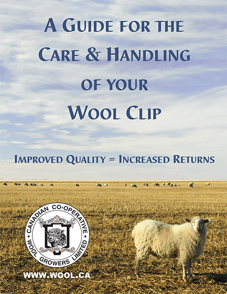 Guide for the care & handling of your wool clip