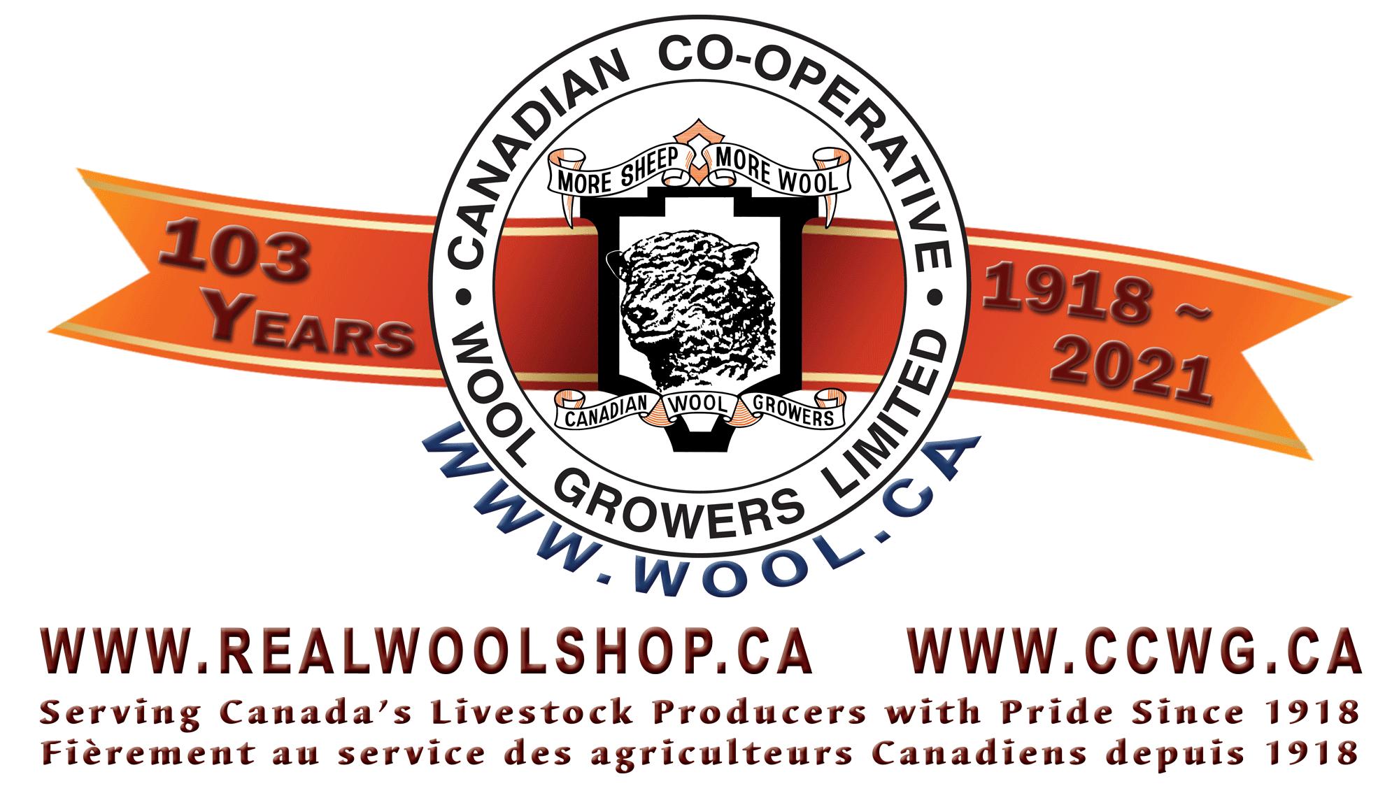 CCWG logo 103 years